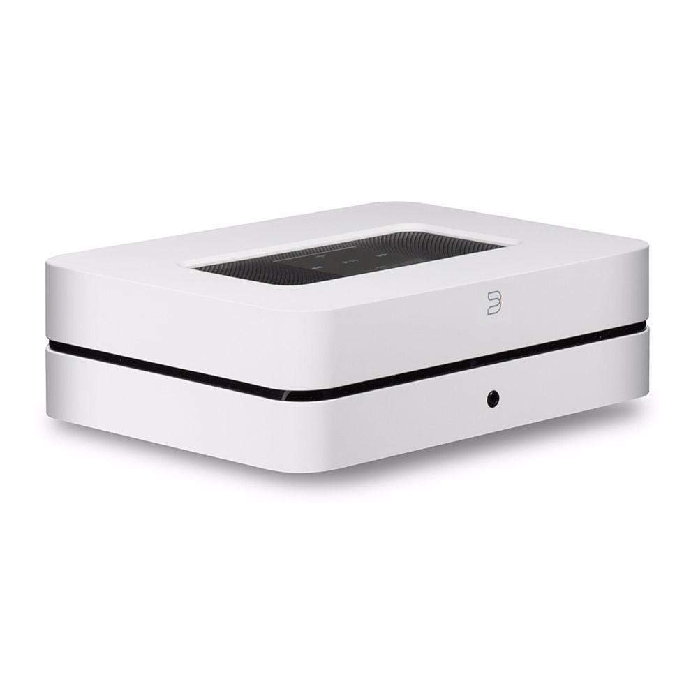 Bluesound POWERNODE2I met HDMI (Wit)