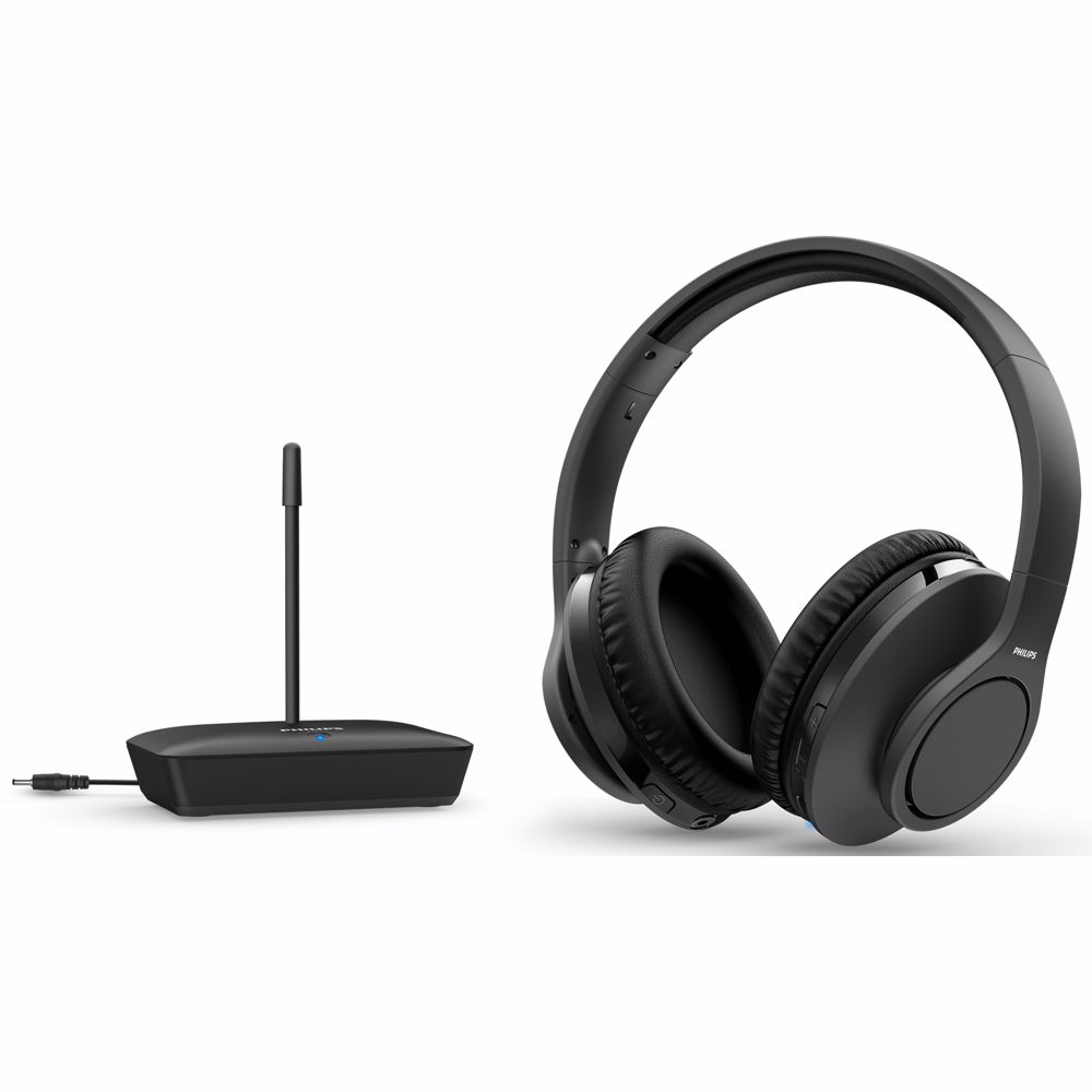 Philips draadloze koptelefoon TAH6005BK/10