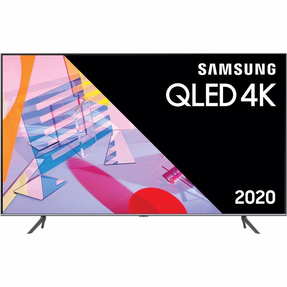 Samsung 4K Ultra HD TV QE75Q65T (2020) Outlet