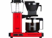 Moccamaster koffiezetapparaat KBG Select (Rood)