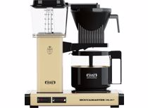 Moccamaster koffiezetapparaat KBG Select (Pastel Geel)