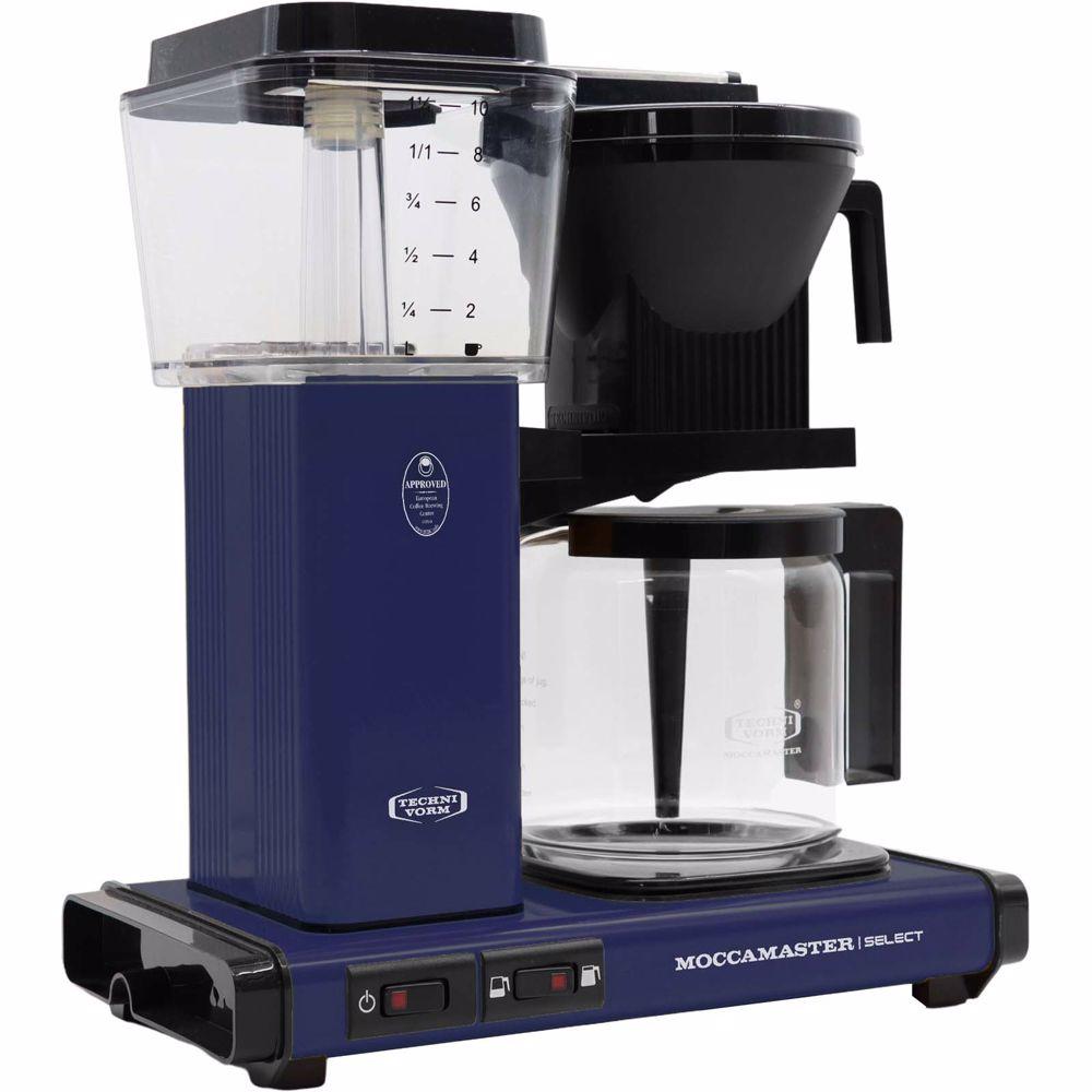 Moccamaster koffiezetapparaat KBG Select (Midnight Blue)