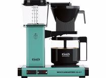 Moccamaster koffiezetapparaat KBG Select (Turqouise)