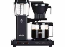 Moccamaster koffiezetapparaat KBG Select (Mat Zwart)