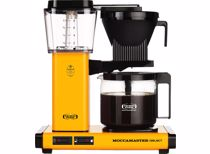Moccamaster koffiezetapparaat KBG Select (Yellow pepper)