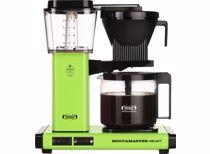 Moccamaster koffiezetapparaat KBG  Select (Fresh Green)