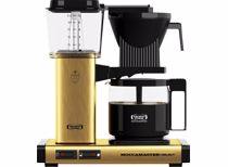 Moccamaster koffiezetapparaat KBG Select (Brushed Brass)
