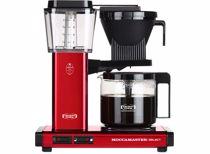Moccamaster koffiezetapparaat KBG Select (Red Metallic)
