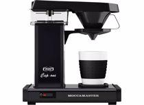 Moccamaster koffiezetapparaat Cup-One (Mat zwart)