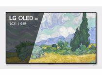 LG 4K Ultra HD TV OLED77G1RLA