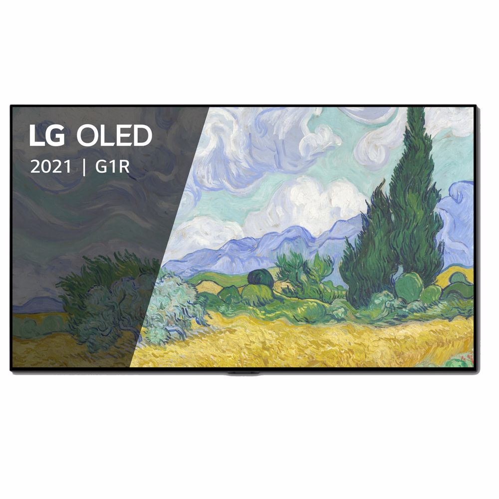LG 4K Ultra HD OLED TV 55G1RLA (2021)