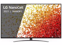 LG 4K Ultra HD TV 55NANO816PA (2021)