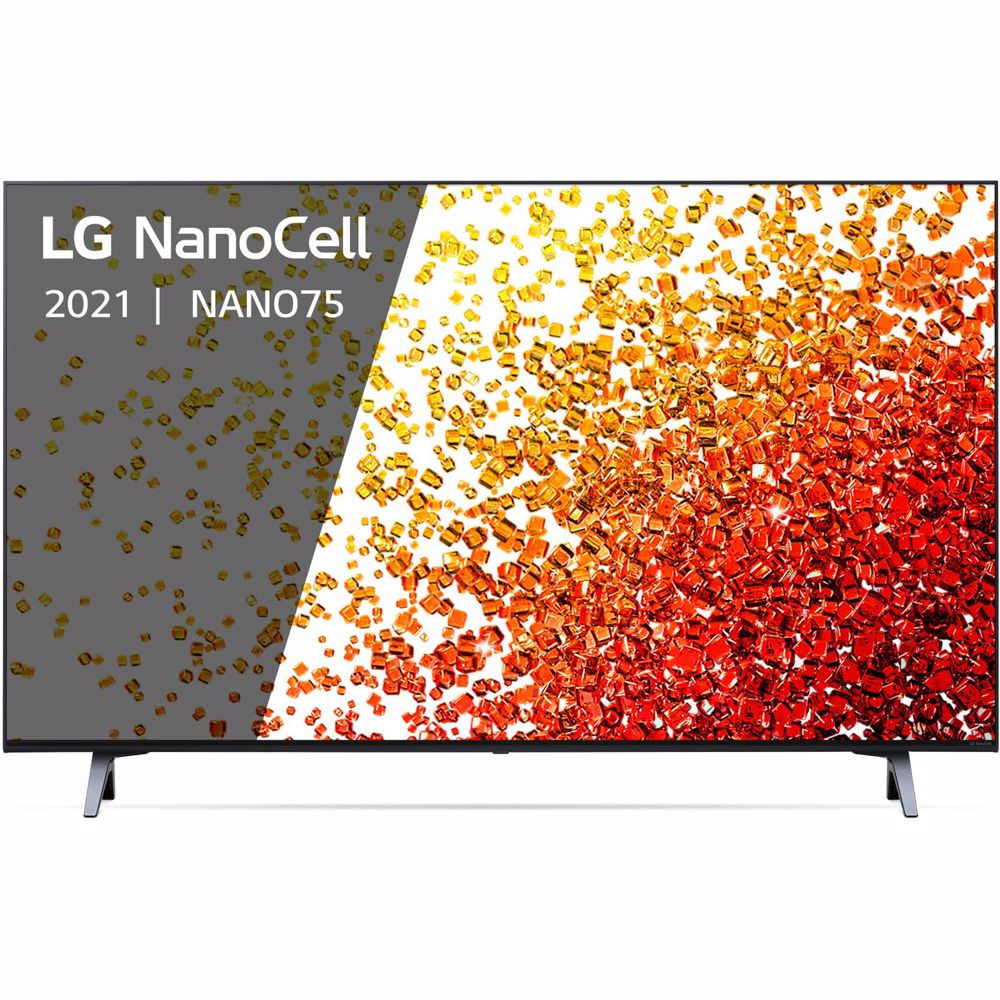 LG 4K Ultra HD TV 43NANO756PA (2021)