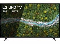 LG 4K Ultra HD TV 50UP77006LB (2021)