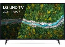 LG 4K Ultra HD TV 43UP77006LB (2021)