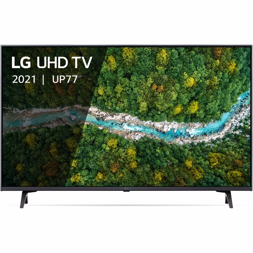 LG 4K Ultra HD TV 43UP77006LB (2021)