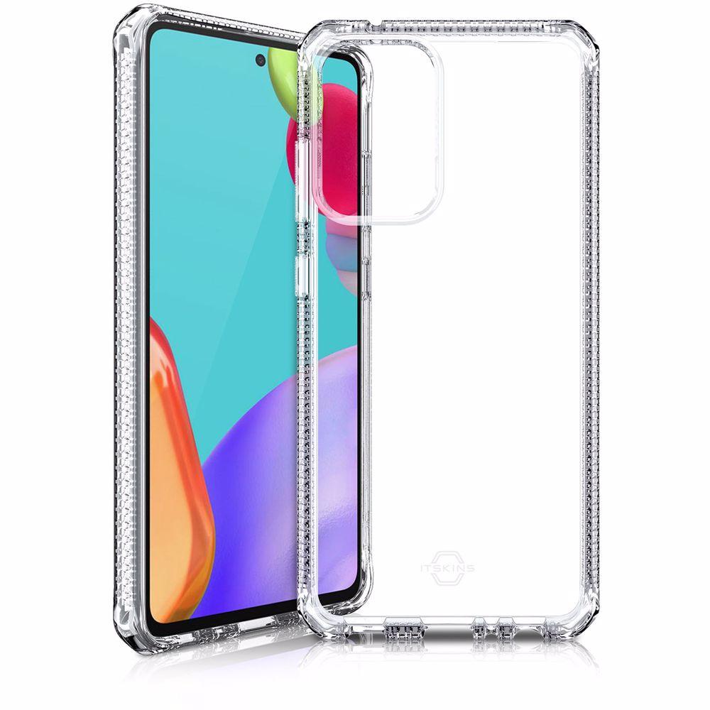 ITSkins telefoonhoesje Samsung Galaxy A52 (Transparant)