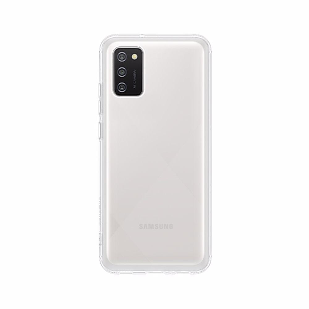 Samsung telefoonhoesje Samsung Galaxy A02s TPU (Transparant)