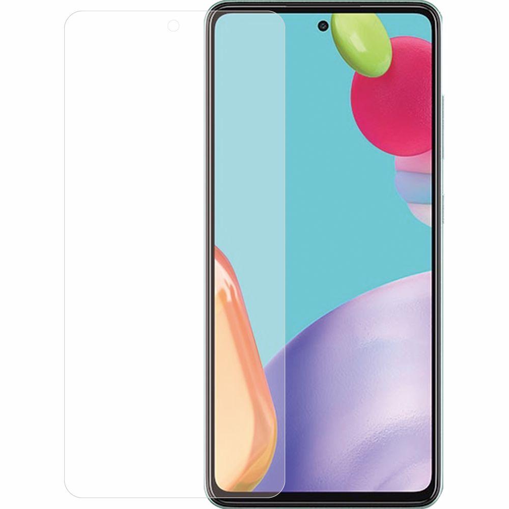Azuri screenprotector Samsung A52 Glas (Transparant)