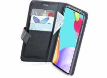 Azuri telefoonhoesje Samsung Galaxy A52 Wallet case (Zwart)