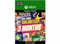 Just Dance Unlimited (3 Maanden) Xbox One/Series X|S - download