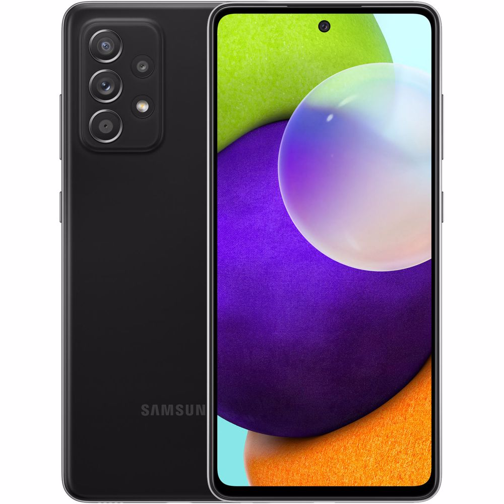 Samsung Galaxy A52 4G 128GB (Zwart)