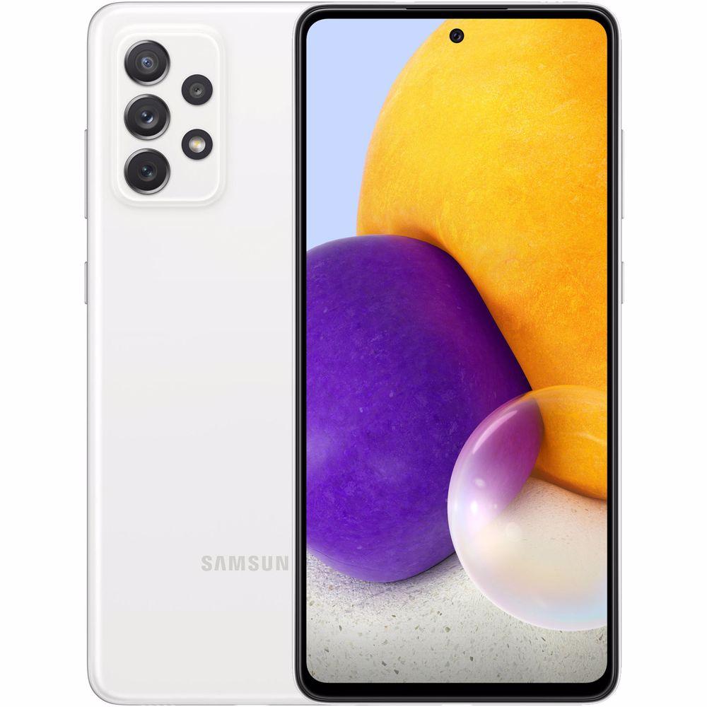 Samsung Galaxy A72 4G 128GB (Wit)