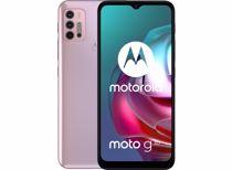 Motorola smartphone Moto G30 (Roze)