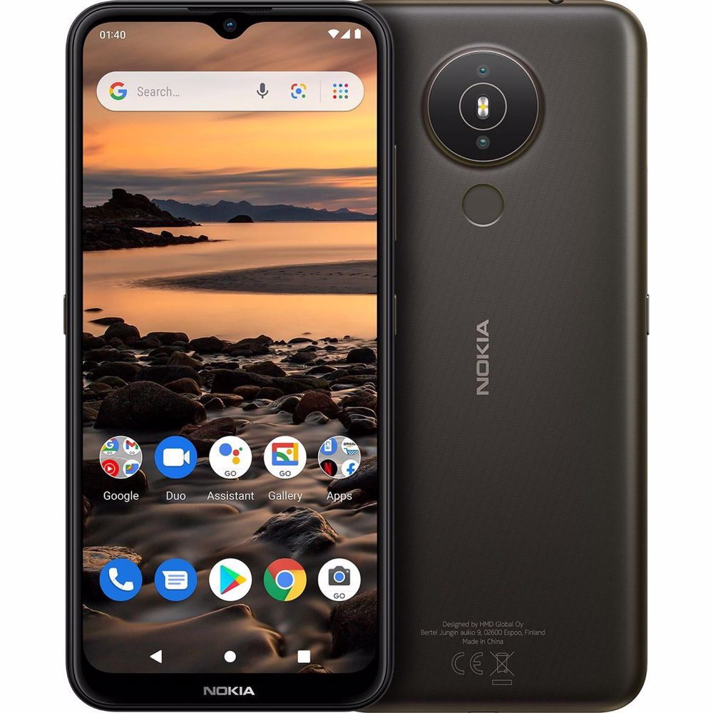 Nokia smartphone 1.4 32GB (Grijs)