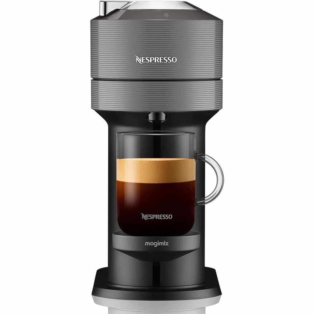 Nespresso magimix koffieapparaat Vertuo Next (Antraciet)
