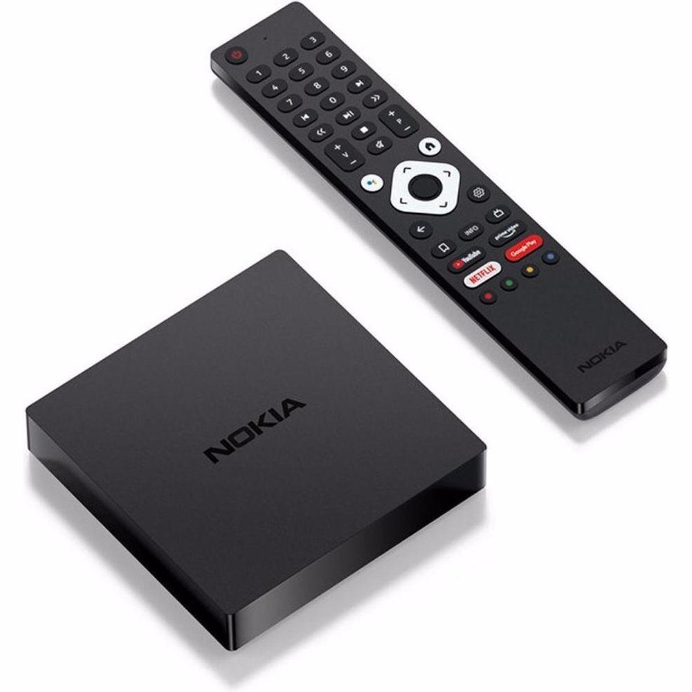 Nokia tv box 4K Ultra HD Streaming Box 8000