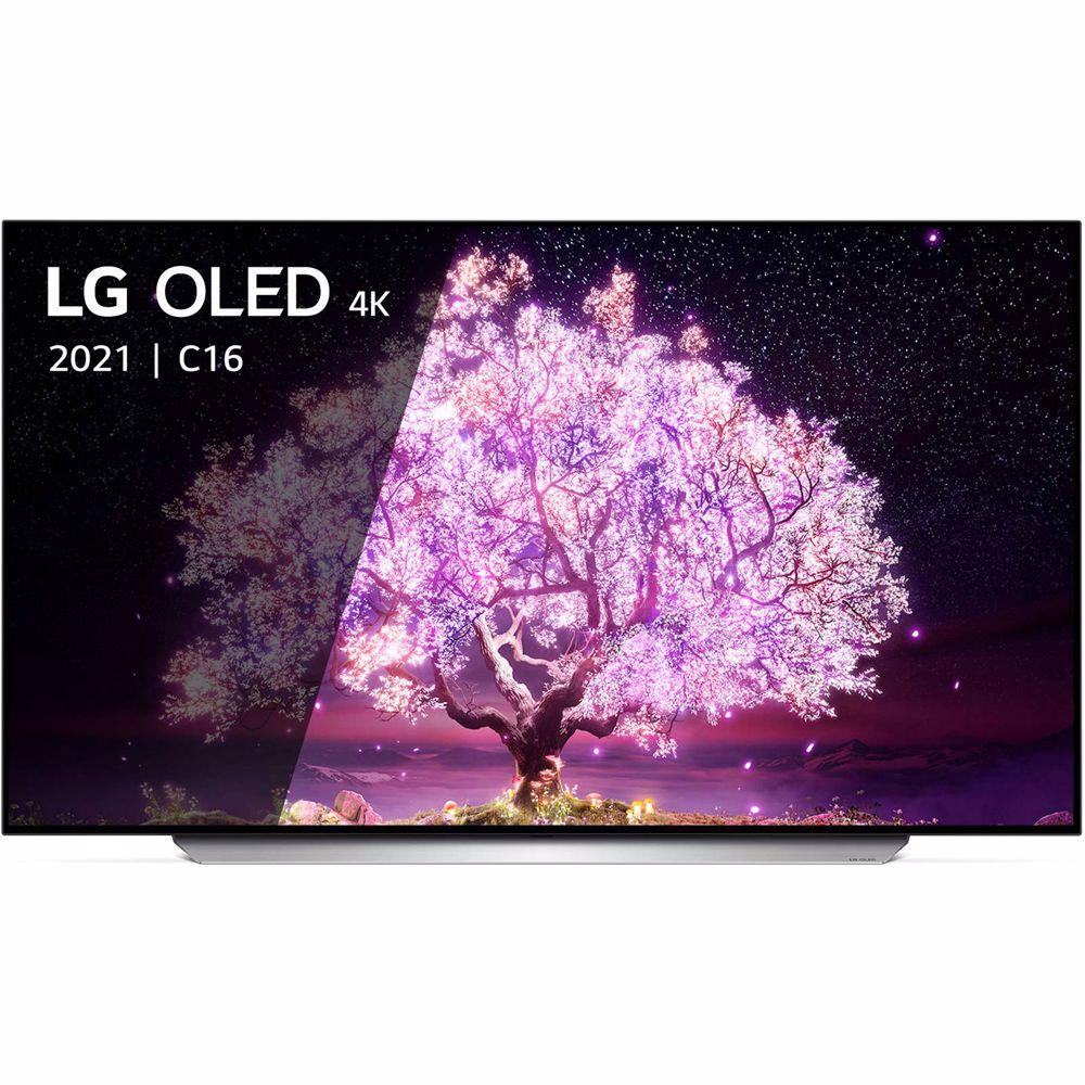 LG OLED 4K TV OLED77C16LA