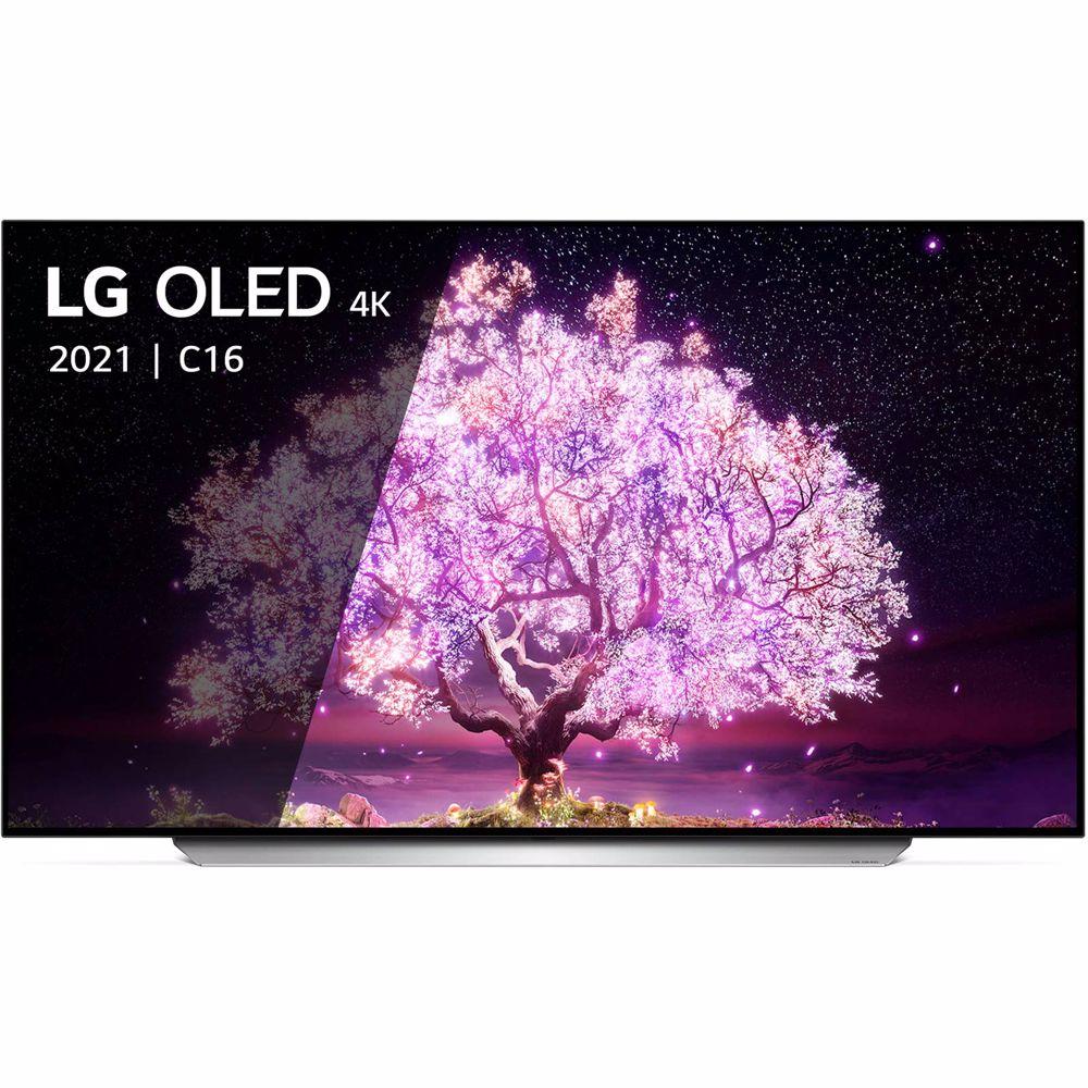 LG 4K Ultra HD TV OLED65C16LA