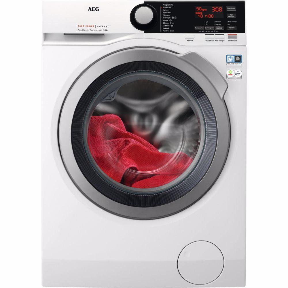 AEG ProSteam wasmachine L7FBSTEAM