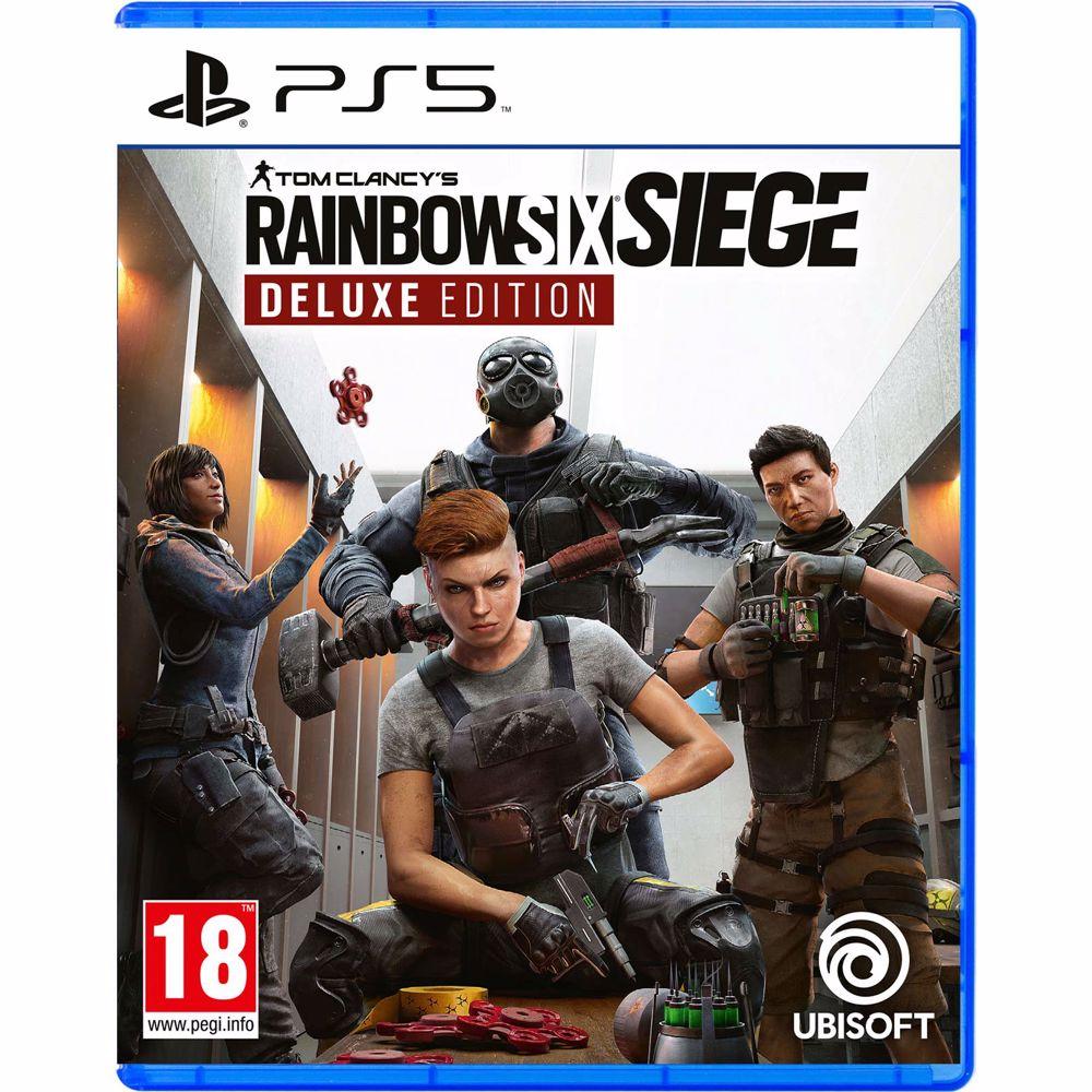 Tom Clancy's Rainbow Six Siege Deluxe Editie Year 6 PS5