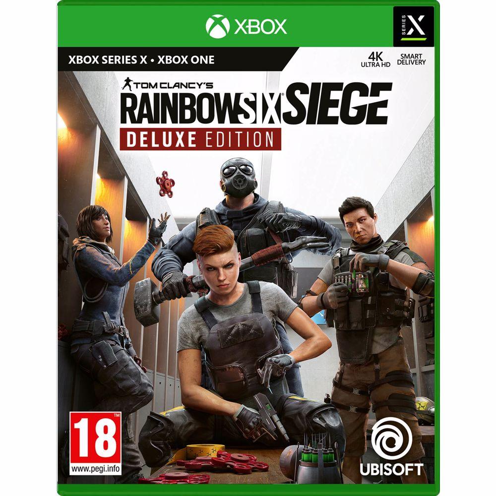 Tom Clancy's Rainbow Six Siege Deluxe Editie Year 6 Xbox Ons/X