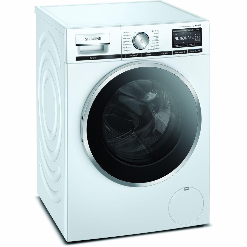 Siemens wasmachine WM6HXE70NL