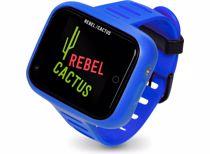 Rebel Cactus kindersmartwatch Play (Blauw)