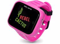 Rebel Cactus kindersmartwatch Play (Roze)
