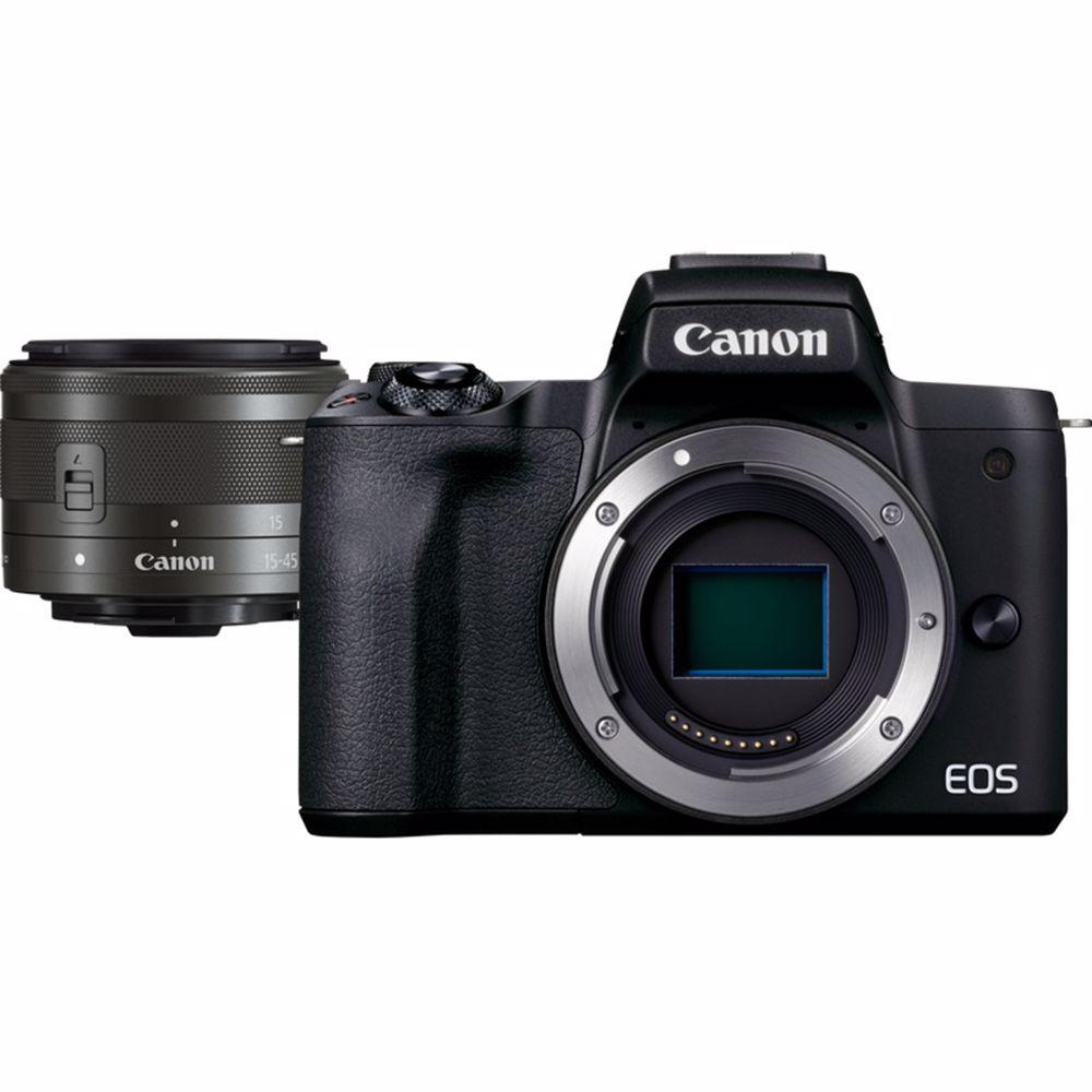 Canon systeemcamera EOS M50 MARK II M15-45 S
