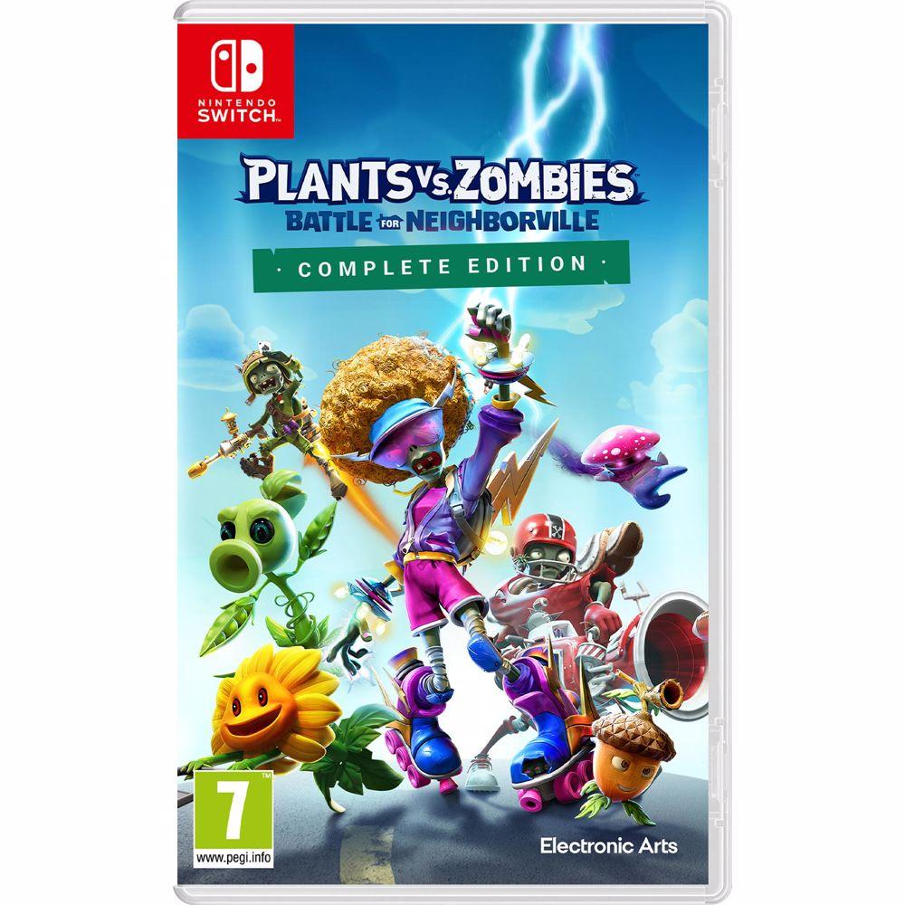 Plants vs Zombies: Battle for Neighborville - Switch