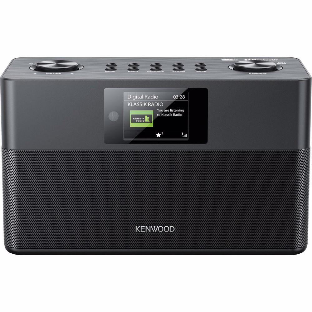 Kenwood internetradio DAB+ CR-ST80DAB-B (Zwart)