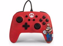 PowerA Enhanced Wired Controller Switch (Mario)