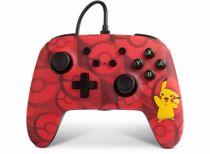 PowerA Enhanced Wired Controller Switch (Pikachu)