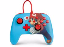 PowerA Enhanced Wired Controller Switch (Mario Punch)