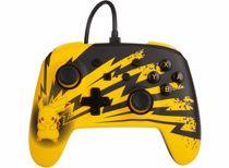 PowerA Enhanced Wired Controller Switch (Lightning Pickachu)