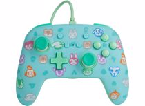 PowerA Enhanced Wired Controller Switch (Animal Crossing)
