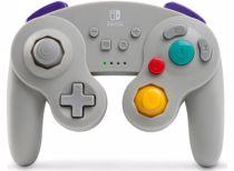 PowerA Wireless Controller GameCube Style Switch (Grijs)