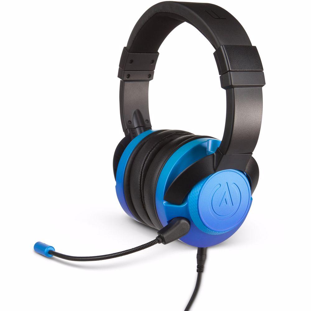 PowerA gaming headset Fusion Wired (Blauw)