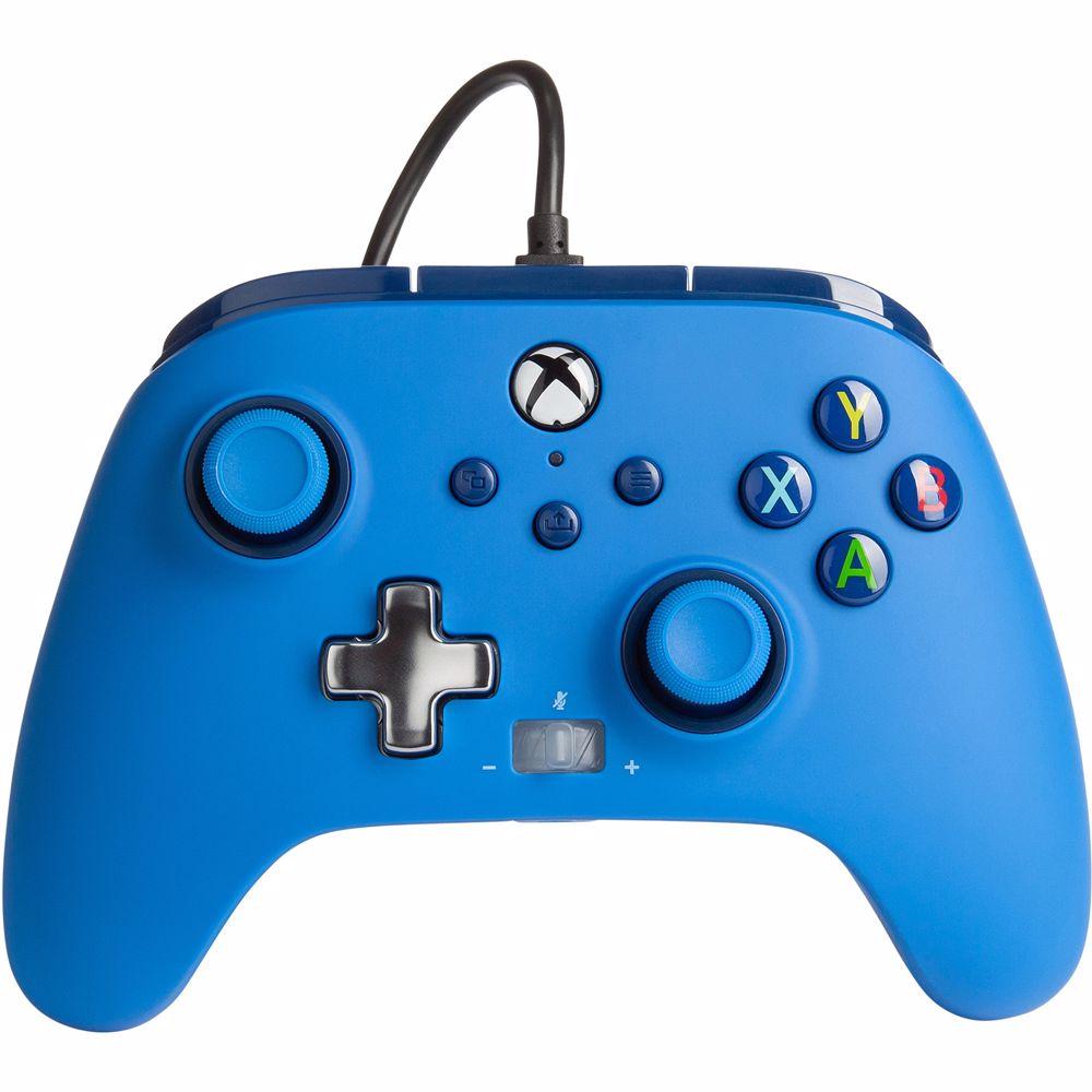 PowerA Enhanced Wired Controller Xbox (Blauw)